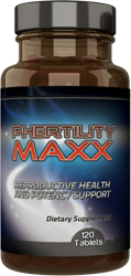 The fertility supplement for those trying to get pregnant.